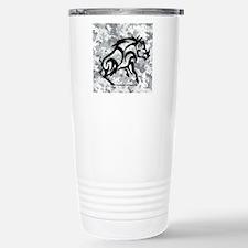 Digital Camo boar Stainless Steel Travel Mug