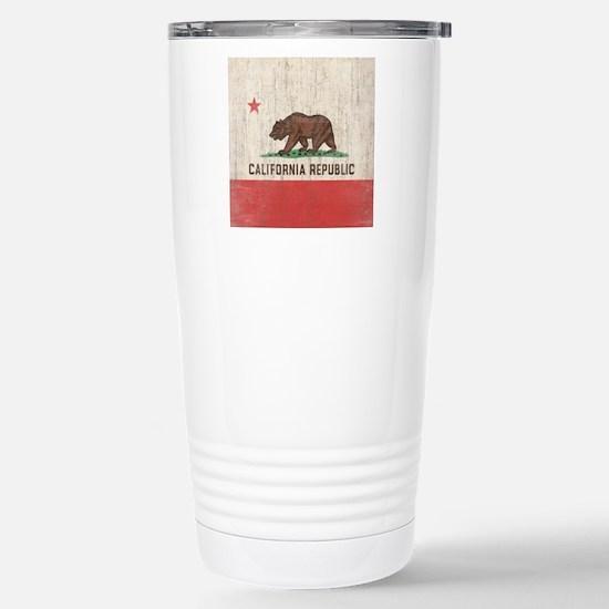 VintageCaliforniaRe1SC Stainless Steel Travel Mug