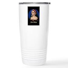 14X10 Anne Boleyn Print Travel Mug