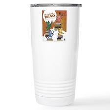 T-shirt image 10inch Travel Mug