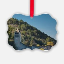 Midi-Pyrenees Region Ornament
