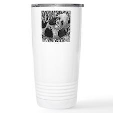 Giant Panda Cub (Mens W Travel Mug