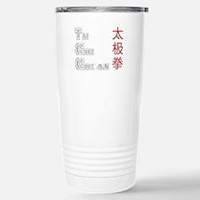 tai42dark Stainless Steel Travel Mug