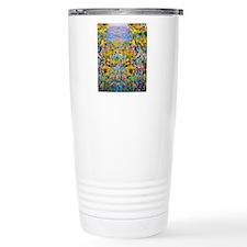 FF Monet FlowerBed2 Travel Mug