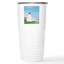 #4 square Travel Mug