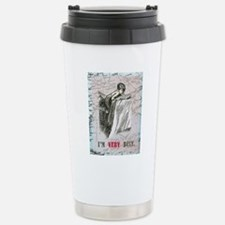 newCard I am very busy Stainless Steel Travel Mug