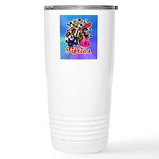 FABULOUS-FIFTIES-BLUE-s Travel Mug