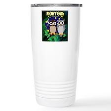 NIGHT-OWL-RETRO-70S-sho Travel Mug