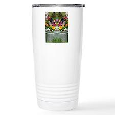 flip flops boston Travel Coffee Mug