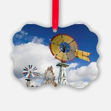 America Windmill MuseumEarly Amer Ornament