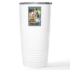 mOMS-DINER-9X12-framed- Travel Mug