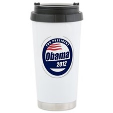 Vote for obama Travel Mug