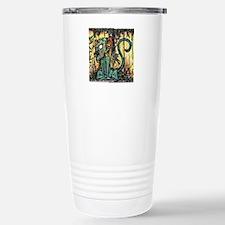 Monkey Business Flip Fl Stainless Steel Travel Mug