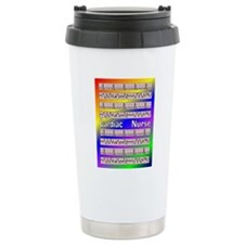 ff cardiac nurse 1 Travel Mug