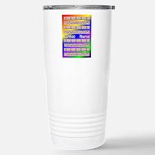 ff cardiac nurse 1 Travel Mug