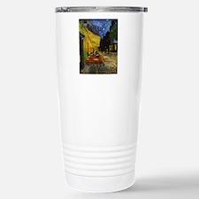 CafeTerraceOriginal1 Stainless Steel Travel Mug