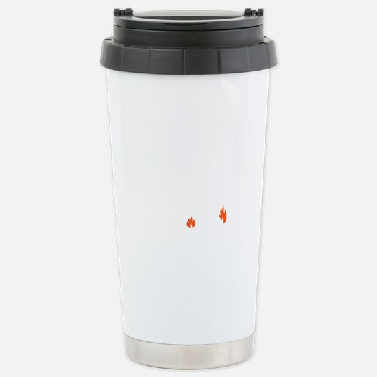non flammable_bl Stainless Steel Travel Mug
