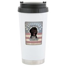 bark_obama_sticker Travel Mug