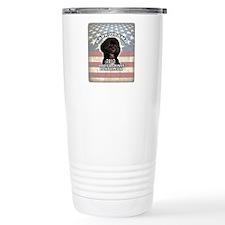 bark_obama_button Travel Mug