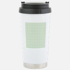 amara pistachio shower  Stainless Steel Travel Mug
