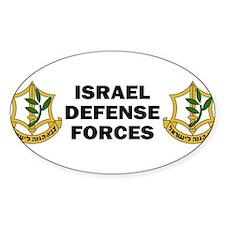 IDF-bumper Decal