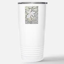 Flower 4 Stainless Steel Travel Mug