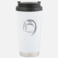 Abstract lens Stainless Steel Travel Mug