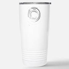 Abstract lens Travel Mug