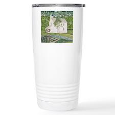 #9 Mouse Pad Travel Mug
