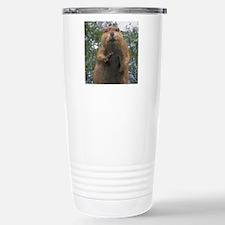 Cute Beaver Travel Mug