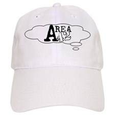 Area 42 Thinking Baseball Cap