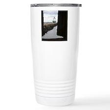 spring point light fram Thermos Mug