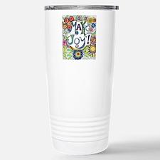 Make Joy Travel Mug