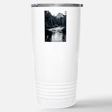 Silver Merced Travel Mug