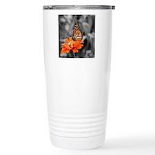 Butterfly Travel Coffee Mug