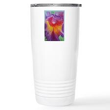orchid Travel Mug