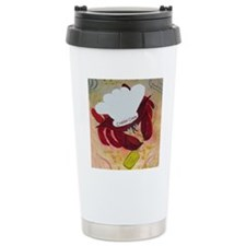Crabby Cook Thermos Mug