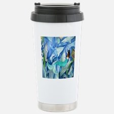 Dolphin  Mermaid Party Travel Mug