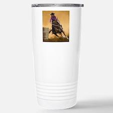 barrel racing pillow Travel Mug