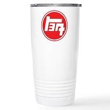 TEQ logo red large Travel Mug
