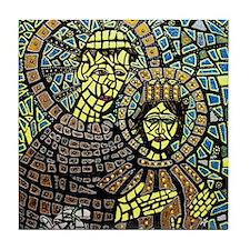 Unique St anthony Tile Coaster