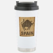 Spain Stainless Steel Travel Mug