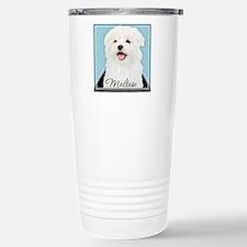blueblack4 Travel Mug