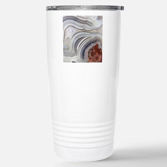 agate Stainless Steel Travel Mug