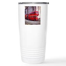 london bus st pauls Travel Mug
