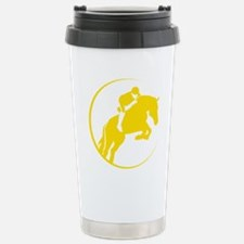 gvHorse052 Stainless Steel Travel Mug