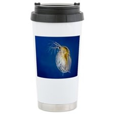 Water flea Travel Mug