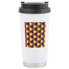 Uniform tiling pattern Travel Mug