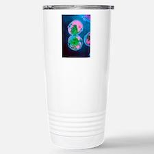TEM of Streptococcus pn Travel Mug