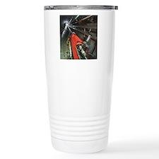 Tevatron accelerator, F Travel Mug